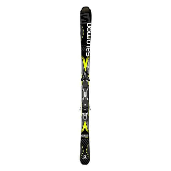 Salomon Men's X Drive 8.3 All Mountain Skis With Xt 12 Bindings '16