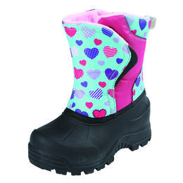 Northside Toddler Girl's Flurrie Snow Boots