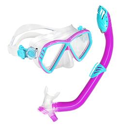 U.S. Divers Regal Jr. Laguna Snorkle Set