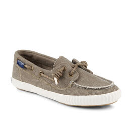 Sperry Women's Sayel Away Waxy Canvas Casua