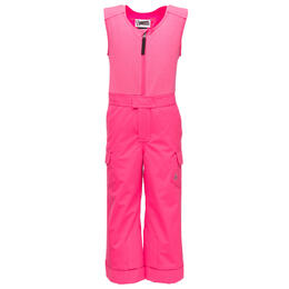 Spyder Girl's Sparkle Bib Snow Pants