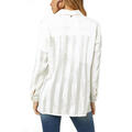 O'neill Women's Aria Woven Long Sleeve Butt