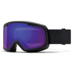 Smith Riot Snow Goggles W/ Chromapop Violet Mirror Lens (Asian Fit)