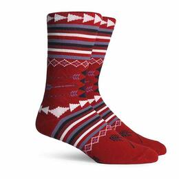 Richer Poorer Men's Lightweight Crew Hunter Socks
