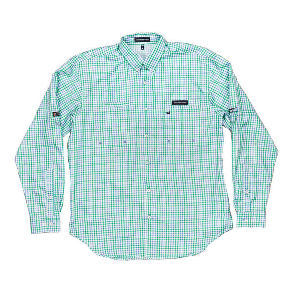 Southern Marsh Men's Harbor Cay Drake Grid