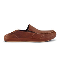 Olukai Men's Puhalu Leather Casual Shoes