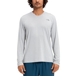 The North Face Men's Heather Wander Long Sleeve Shirt