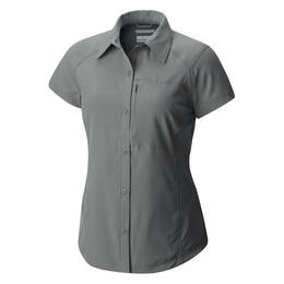 Columbia Women's Silver Ridge Short Sleeve Button Up Shirt