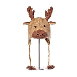Knitwits Manny The Moose Pilot Hat