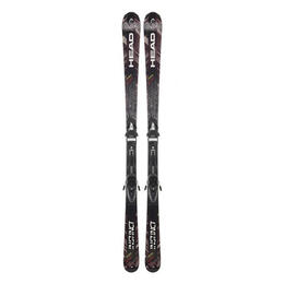 Head Men's Primal Instinct All Mountain Skis W/ PR10 Promo Bindings '17