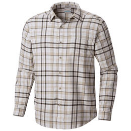 Columbia Men's Boulder Ridge Long Sleeve Flannel Shirt
