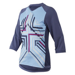 Pearl Izumi Women's Launch 3/4 Sleeve Cycling Jersey