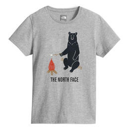 The North Face Girl's Graphic Short Sleeve T-shirt 18