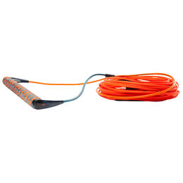 Hyperlite Relapse with Floating Silicone Flat Line Tow Rope