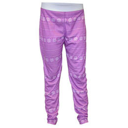 Hot Chillys Kid's Youth Skins Print Bottoms
