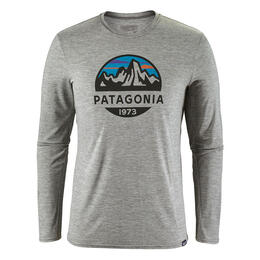 Patagonia Men's Capilene Daily Long Sleeve T Shirt