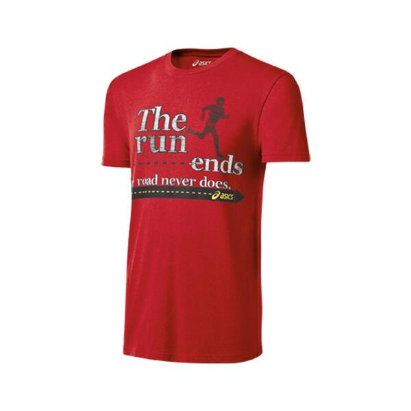Asics Men's The Run Tee