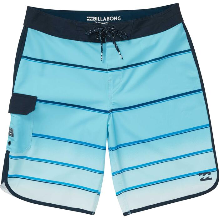 Billabong Boy's 73 X Stripe Boardshorts Lig