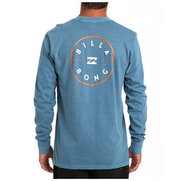 Billabong Men's Rotor Shirt Blue