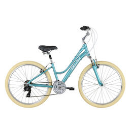 Del Sol Women's LXI 6.1 Step Through Cruiser Bike '17