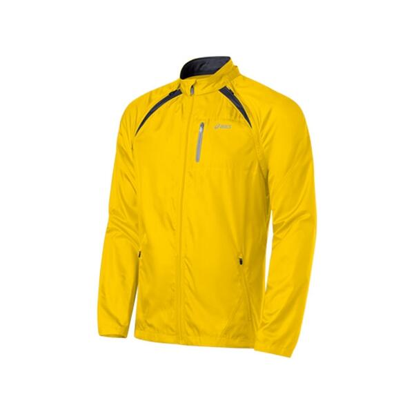Asics Men's 2-n-1 Run Jacket