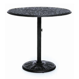 "Hanamint Tuscany 42"" Round Pedestal Counter Height Table"