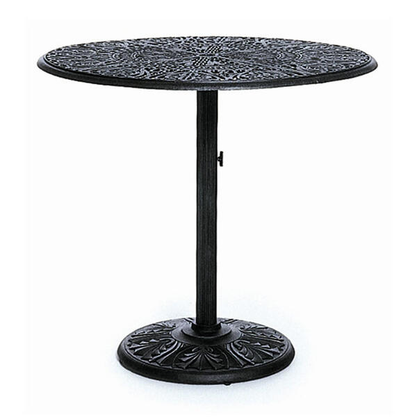 Round Pedestal Counter