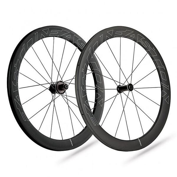 Easton EC90 Aero 55 Tubular Road Bike Wheelset