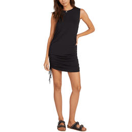 Volcom Women's Cinch U Were Gone Mini Dress