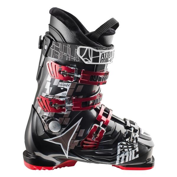 Atomic Men's Hawx 1.0 80 All Mountain Skis Boots '15