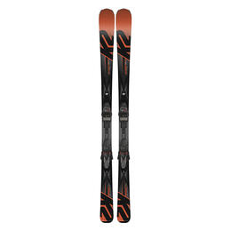 K2 Men's Ikonic 84 All Mountain Skis with M3 12 TCX Bindings '18