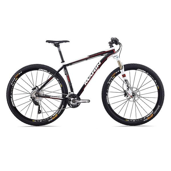 Marin Indian Fire Trail 29 Hardtail Mountain Bike '13