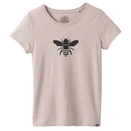 prAna Women's Bee Humble Short Sleeve T Shirt