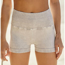 Free People Women's Good Karma Running Shorts