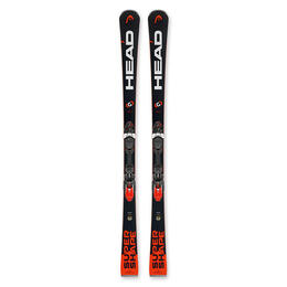 Head Men's Supershape i.Rally On-Piste Skis with PRD 12 Bindings '18