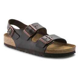 Birkenstock Men's Milano Soft Footbed Casual Sandals