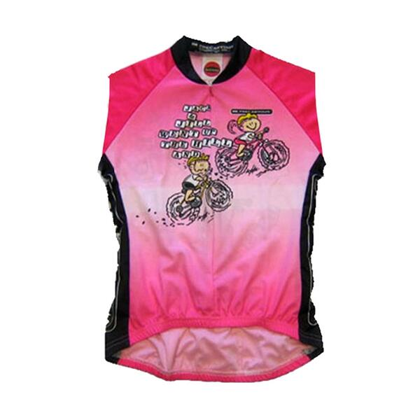 World Jerseys Women's Jack & Jill Sleeveless Cycling Jersey