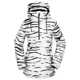 Volcom Women's Fern Insulated GORE-TEX® Pullover Snow Jacket