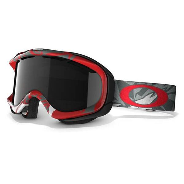 Oakley Ambush Snow Goggles with Dark Grey Lens