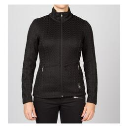 Spyder Women's Major Cable Core Sweater