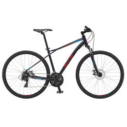 GT Bicycles Men's Transeo Comp Hybrid Bike '19