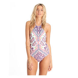 Billabong Women's Luv Lost One Piece Swimsu