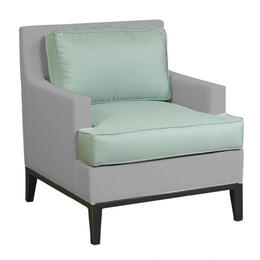 Libby Langdon Ridgewood Collection Lounge Chair - Grey