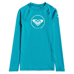 Roxy Girl's Beach Classics Long Sleeve Rashguard