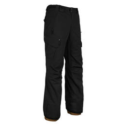686 Men's Smarty 3-in-1 Cargo Insulated Snowboard Pants - Short