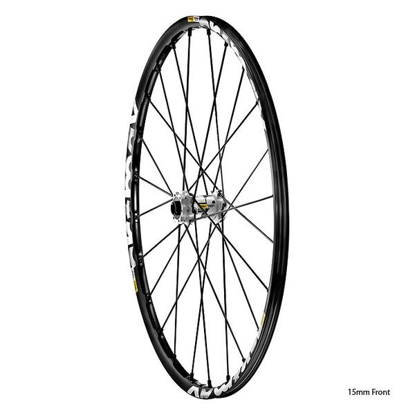Mavic Crossmax ST 29 Tubeless Disc 6 Bolt MTB Wheelset