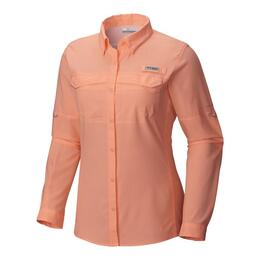 Columbia Women's PFG Lo Drag™ Long Sleeve Shirt