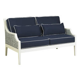 Libby Langdon Mooring Collection Loveseat