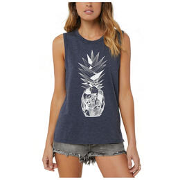 O'neill Women's Lineage Pineapple Tank Top