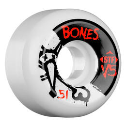 Bones STF V5 Series Skateboard Wheels (4 Pack)